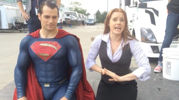 Enfrian a Superman Superman (Pasado Por Agua)